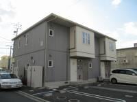 松山市久万ノ台240番1モダンヴィレッジA 101号の外観