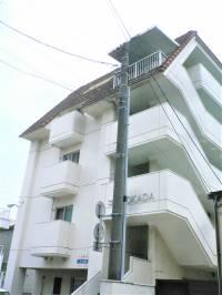 松山市中村5-3-7コーポ岡田 の外観