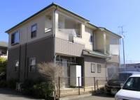 松山市東長戸2丁目6-8メゾン・デ・フルールⅡ Dの外観