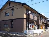 愛媛県松山市東石井3丁目5-13コーポパークサイドF棟 102の外観
