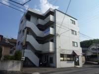 愛媛県松山市北久米町 夢ハイツ 301の外観