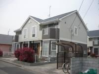 松山市柳原 フロムガーデンA 201の外観