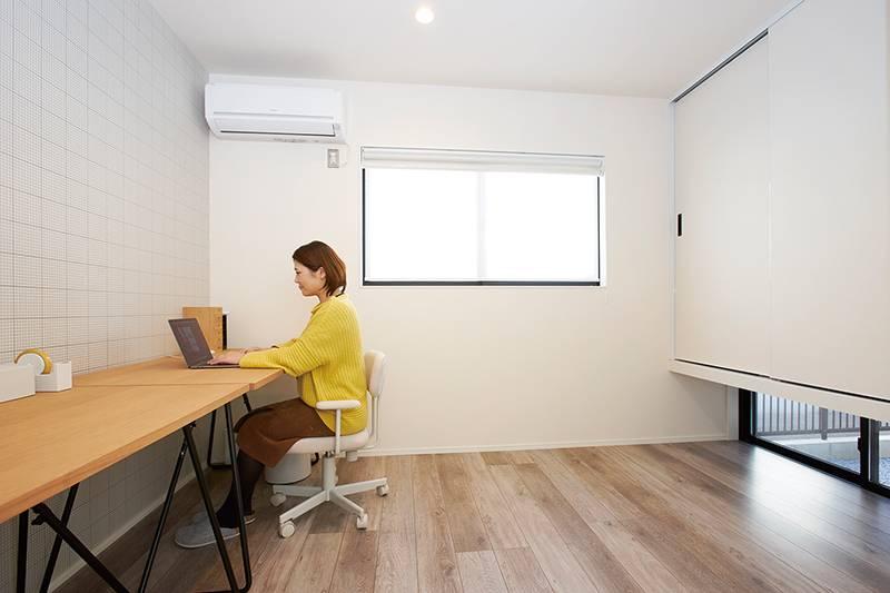 ラフな外観、室内は住みやすさ満載!暮らしを楽しむファクトリー調の家 画像13枚目