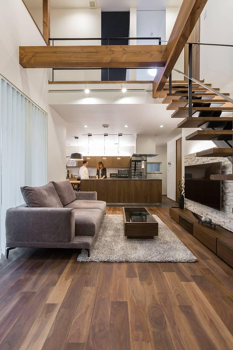 デザインも心地よさにもこだわって。 「美しい暮らし」を叶えた高性能住宅。 画像6枚目