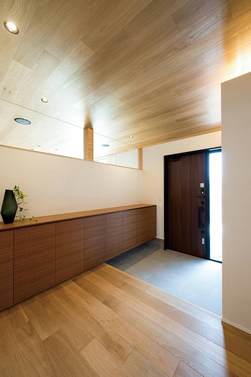 ライフスタイルの変化にフィットする、動線もデザインもつながり、広がる平屋。 画像12枚目