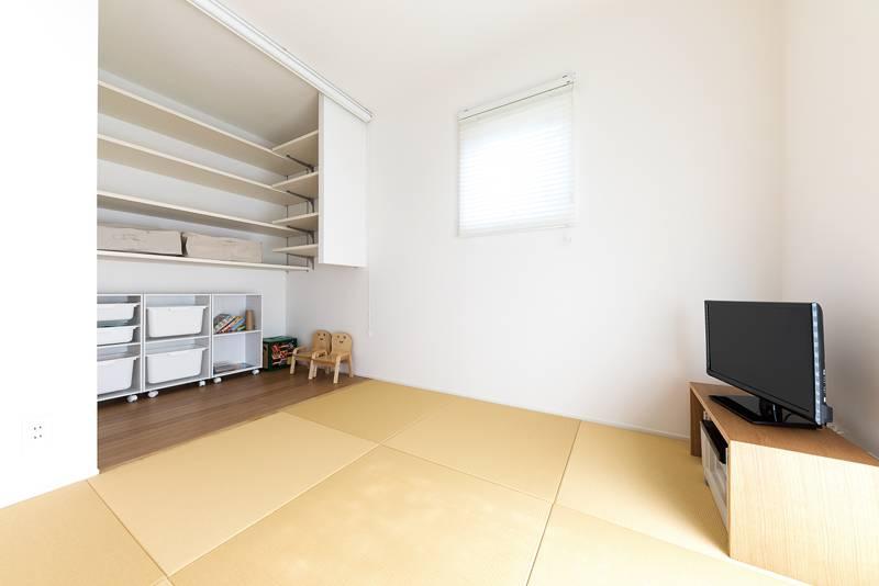平屋の自由にZEHの快適さをプラス HIRABAKO西条モデルホーム 画像9枚目