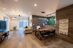 機能性とデザイン性が両立したシンプルモダンな家 画像6枚目
