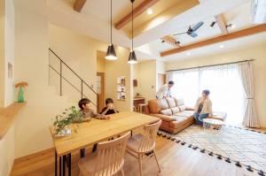 健康で安心・安全 自然素材の家 画像6枚目
