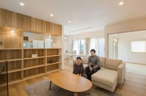 漆喰壁と無垢床が標準仕様! 安心して心地よく暮らせる家 画像6枚目