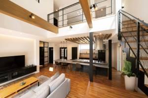 人と家と環境にやさしい健康住宅 開放感あふれる空間で省エネな暮らしを 画像7枚目