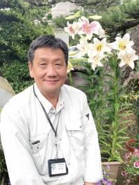 明石建設(株) 代表取締役社長 / 明石光喜さん