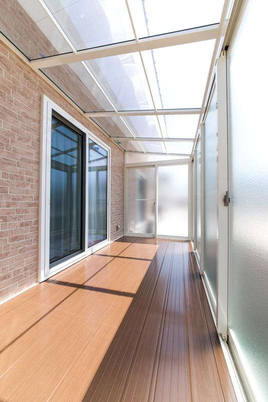 将来の変化を見据えた設計 太陽の光が似合う南欧風の家 画像9枚目