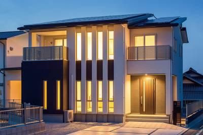 豊富な標準仕様と確かな自由設計で大切な価値観を家づくりに反映。