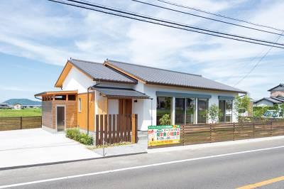 パッシブデザインと意匠の豊かな融合和風を取り入れた、新・高性能住宅 画像1枚目