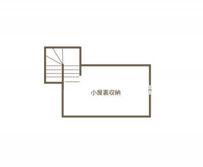 ディテールに遊び心をプラス 家族のこだわりをデザインした家 3F間取り図