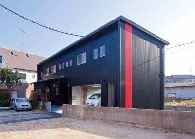 懐かしくも、新しい 和洋モダンな自然素材の家