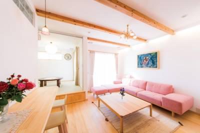 充実の設備と上質な空間が快適二世帯ライフを実現する家
