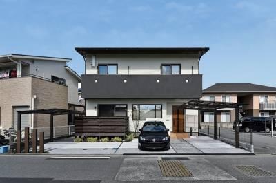 住み心地のよさを実感! 高性能×自然素材の家