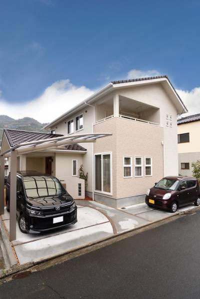 ずっと先まで安心快適な暮らしが叶う 「サステナブル住宅」×「木の家」