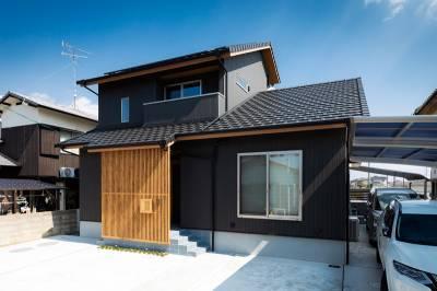 1階で生活を完結できて ゆったり暮らせる安心な家